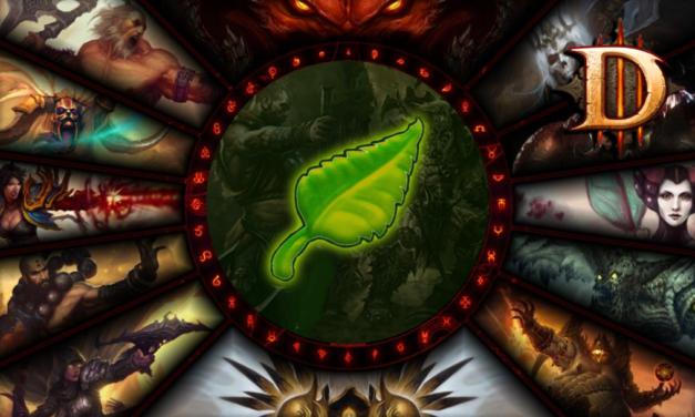 Diablo 3 Szezonok